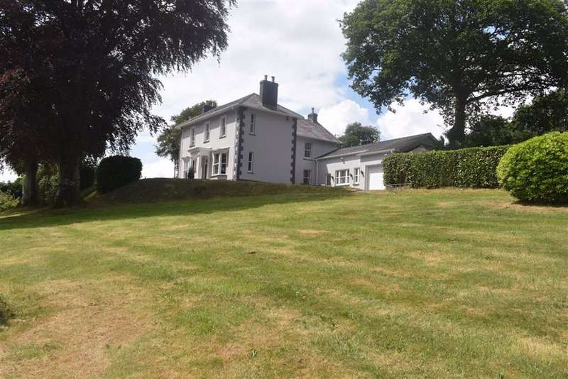 4 Bedrooms Property for sale in Llanwnnen Road, Lampeter