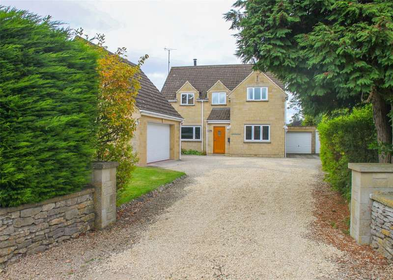 5 Bedrooms Detached House for sale in Water Lane, Somerford Keynes, Cirencester, Gloucestershire, GL7