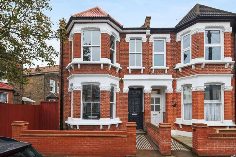 2 Bedrooms Apartment Flat for sale in Hillcrest Road, Acton, W3