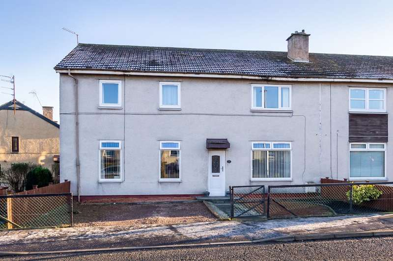 3 Bedrooms Flat for sale in Drum View Avenue, Danderhall, Dalkeith, EH22