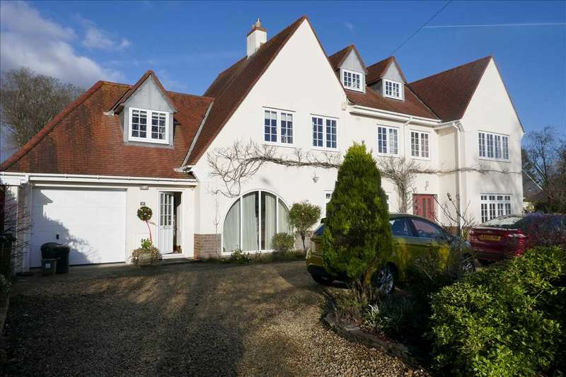 7 Bedrooms Detached House for sale in Beulah Road, Rhiwbina, Cardiff