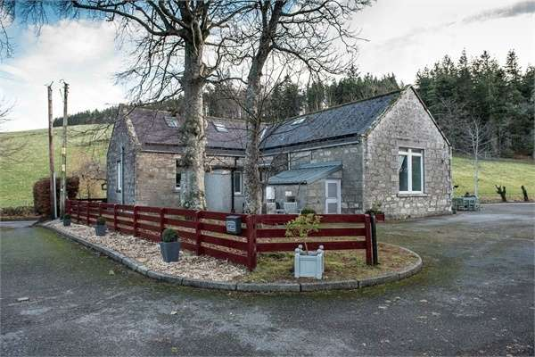 4 Bedrooms Detached House for sale in Kildrummy, Alford, Aberdeenshire