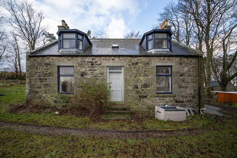 4 Bedrooms Cottage House for sale in Corse, Huntly, Aberdeenshire, AB54 6EA