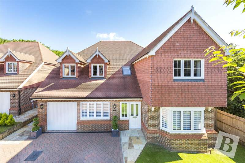 6 Bedrooms Detached House for sale in Conifer Drive, Meopham, Gravesend, Kent, DA13