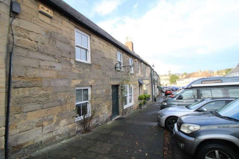 4 Bedrooms Terraced House for sale in Castle Street, Warkworth, Northumberland