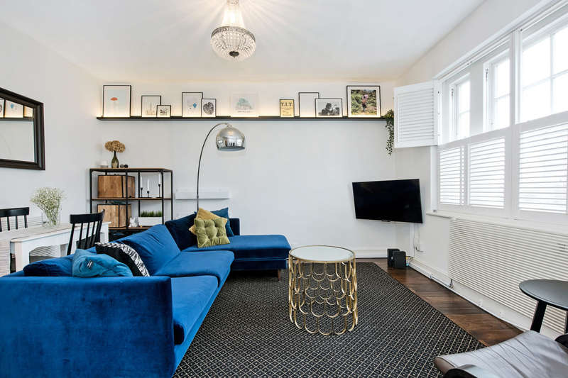 1 Bedroom Apartment Flat for sale in Peckham Rye, East Dulwich