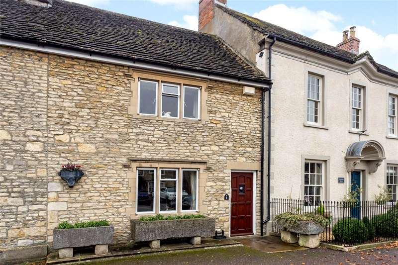 3 Bedrooms Terraced House for sale in High Street, Sherston, Malmesbury, Wiltshire, SN16