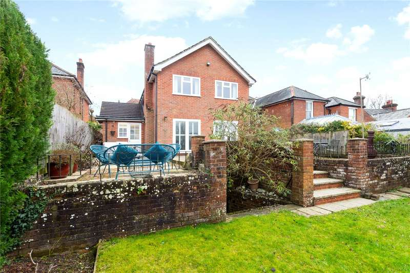 4 Bedrooms Detached House for sale in Alresford Road, Winchester, Hampshire, SO23