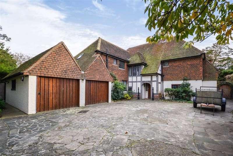 5 Bedrooms Detached House for sale in Broadley Road, Margate, Kent
