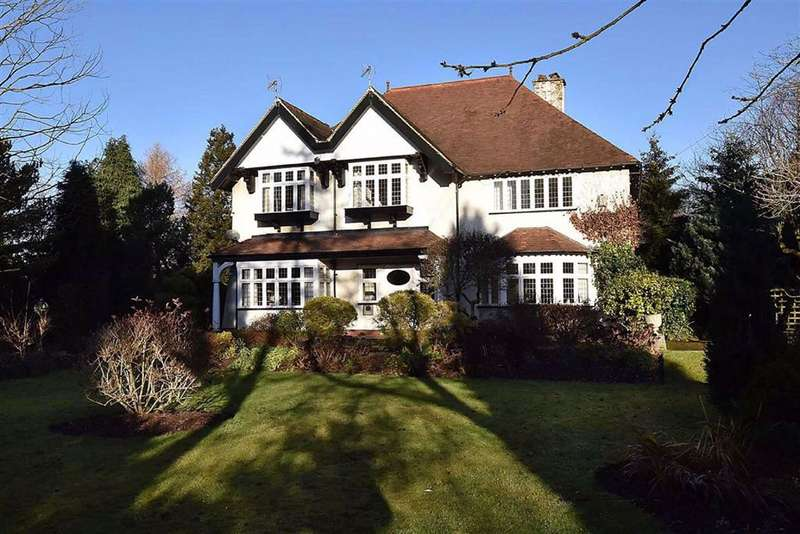5 Bedrooms Detached House for sale in Prestbury Road, Macclesfield