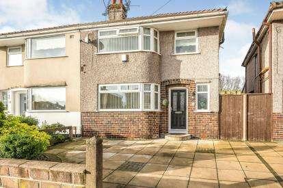 3 Bedrooms Semi Detached House for sale in Mostyn Avenue, Old Roan, Liverpool, Merseyside, L10