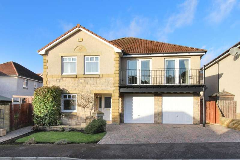 5 Bedrooms Detached House for sale in Fernlea Drive, Windygates, Leven, KY8