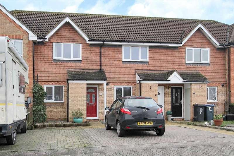 2 Bedrooms Terraced House for sale in Cornflower Way, Ludgershall