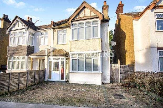 5 Bedrooms Semi Detached House for sale in Bingham Road, Croydon