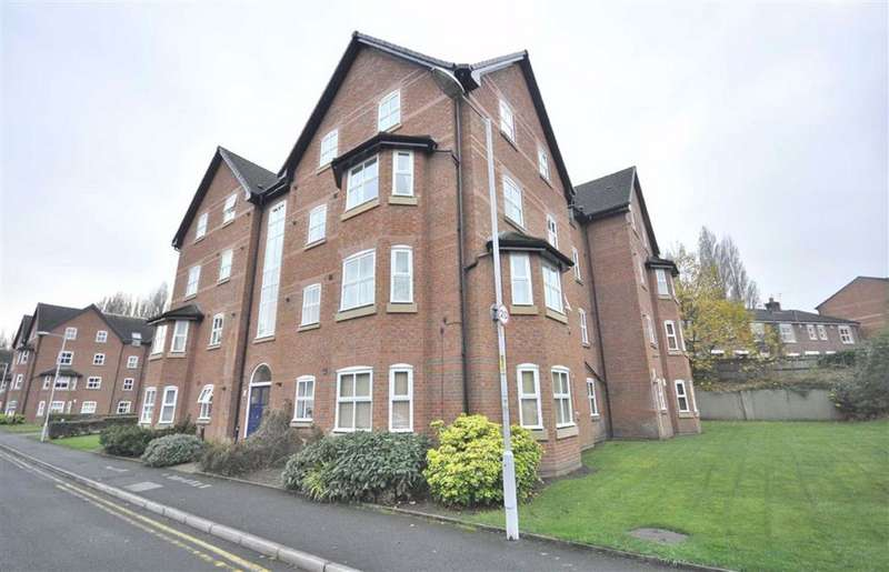 2 Bedrooms Apartment Flat for sale in 4 Olive Shapley Avenue, Didsbury, Manchester, M20