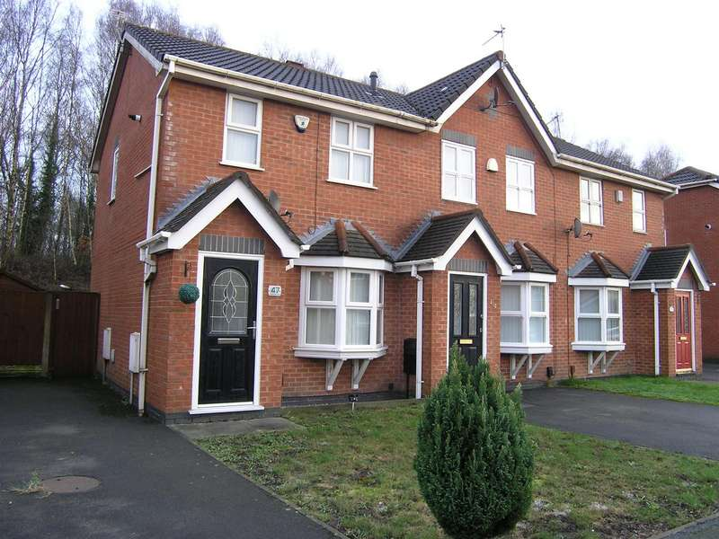 2 Bedrooms Town House for sale in Redbrook Road, Ince, Wigan