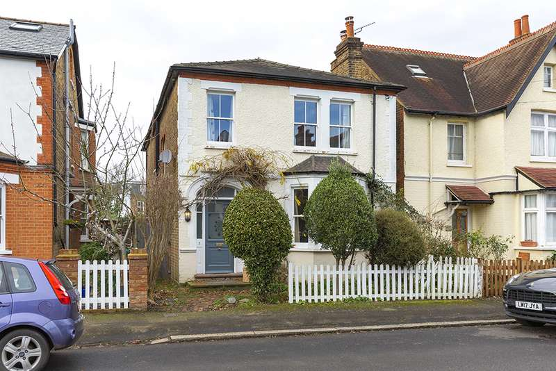 4 Bedrooms Property for sale in Weston Park, Thames Ditton, KT7