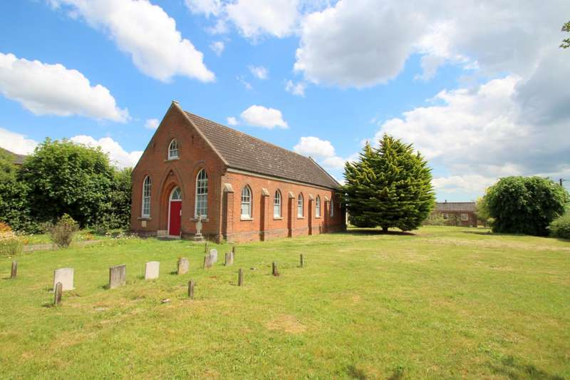 Property for sale in Chapel Road/Chapel Lane, West Bergholt, Essex