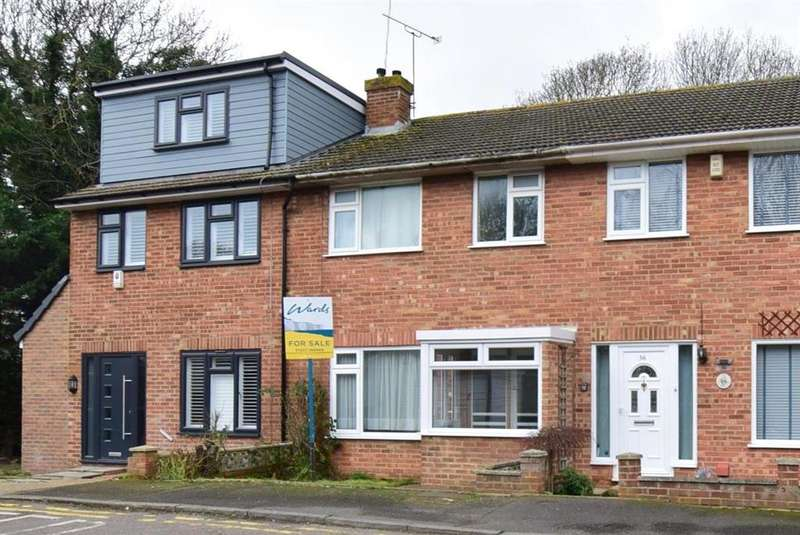 3 Bedrooms Terraced House for sale in St. Stephens Court, , Canterbury, Kent