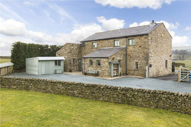 4 Bedrooms House for sale in Tipperthwaite Lodge, Giggleswick, Settle, North Yorkshire
