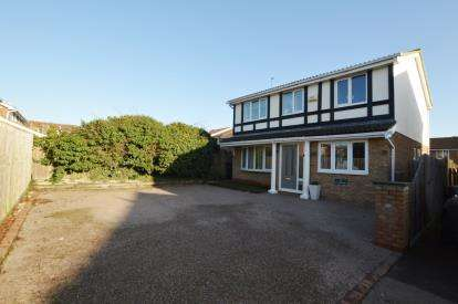 4 Bedrooms Detached House for sale in Sandover, Northampton