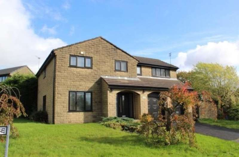 5 Bedrooms Detached House for sale in Ascot Close, Rochdale, Greater Manchester, OL11