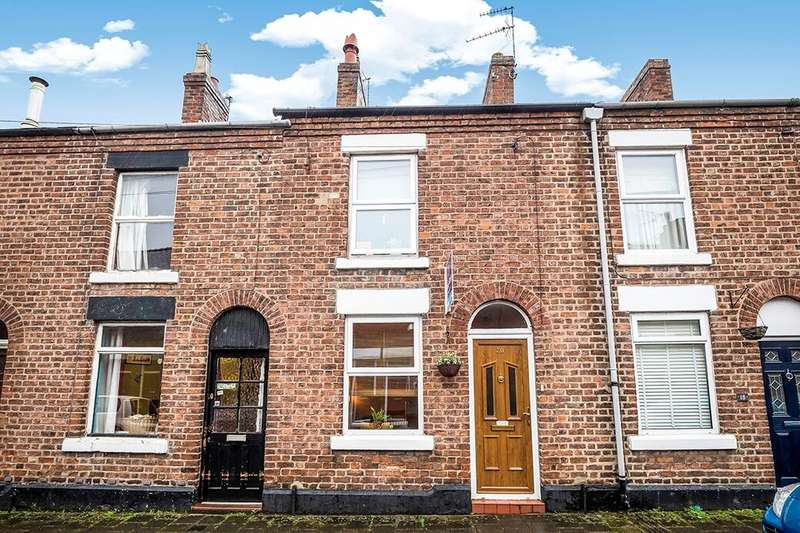 2 Bedrooms Terraced House for sale in Churton Road, Chester, CH3