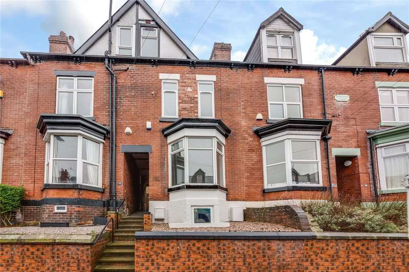 4 Bedrooms Terraced House for sale in Westbrook Bank, Sheffield, South Yorkshire, S11