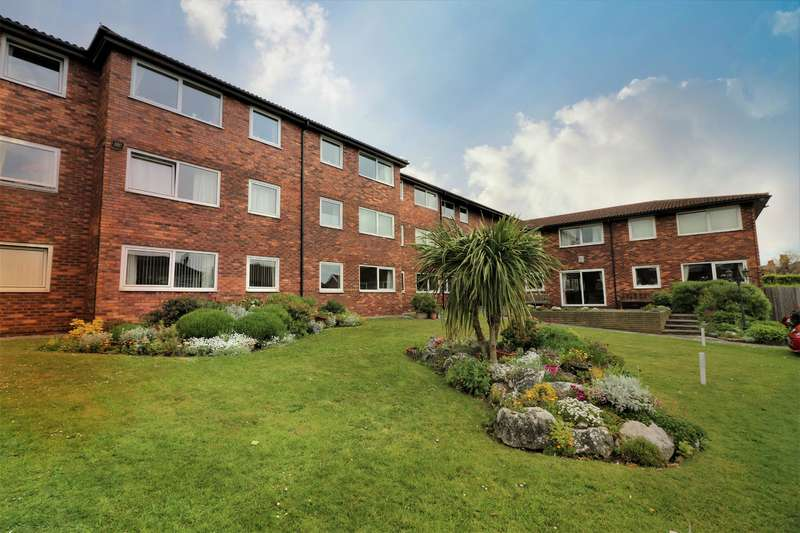 1 Bedroom Flat for sale in Claremount Court, Claremount Road, Wallasey, CH45 6XT