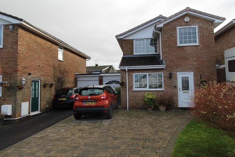 3 Bedrooms Detached House for sale in Dakota Drive , Whitchurch , Bristol, BS14 0TD