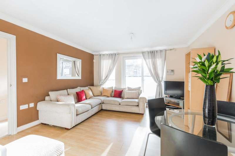 2 Bedrooms Flat for sale in Hampden Road, Harringay, N8