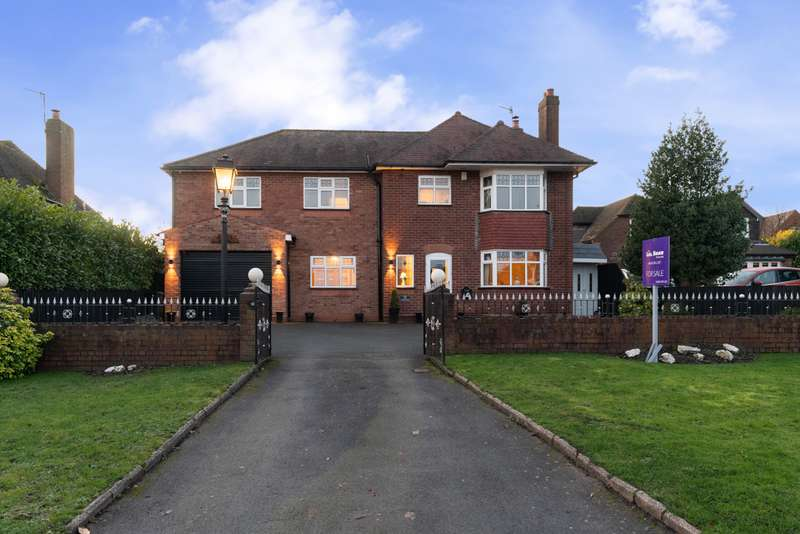 5 Bedrooms Property for sale in Cot Lane, Kingswinford