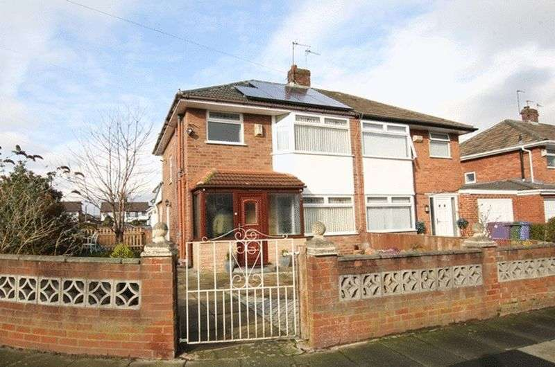 3 Bedrooms Property for sale in Beechurst Road, Gateacre, Liverpool, L25