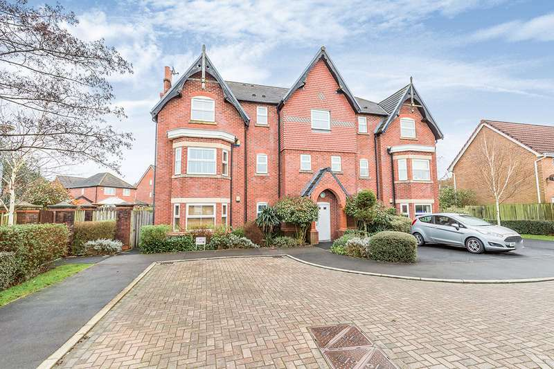 2 Bedrooms Apartment Flat for sale in Oxford Mews, Buckshaw Village, Chorley, Lancashire, PR7