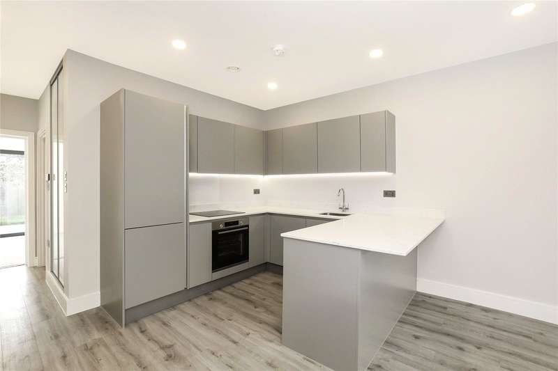 1 Bedroom Maisonette Flat for sale in Edward Road, Coulsdon