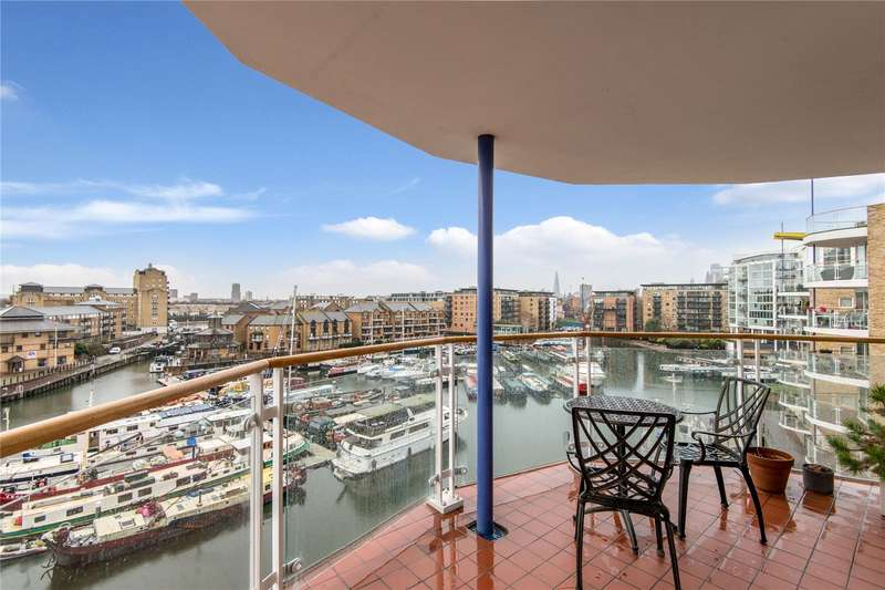 3 Bedrooms Apartment Flat for sale in Basin Approach, Limehouse, London, E14