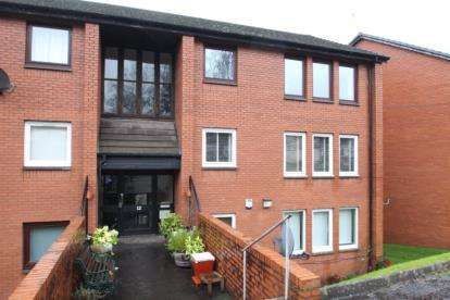 2 Bedrooms Flat for sale in Kelvinside Drive, N Kelvinside, Glasgow
