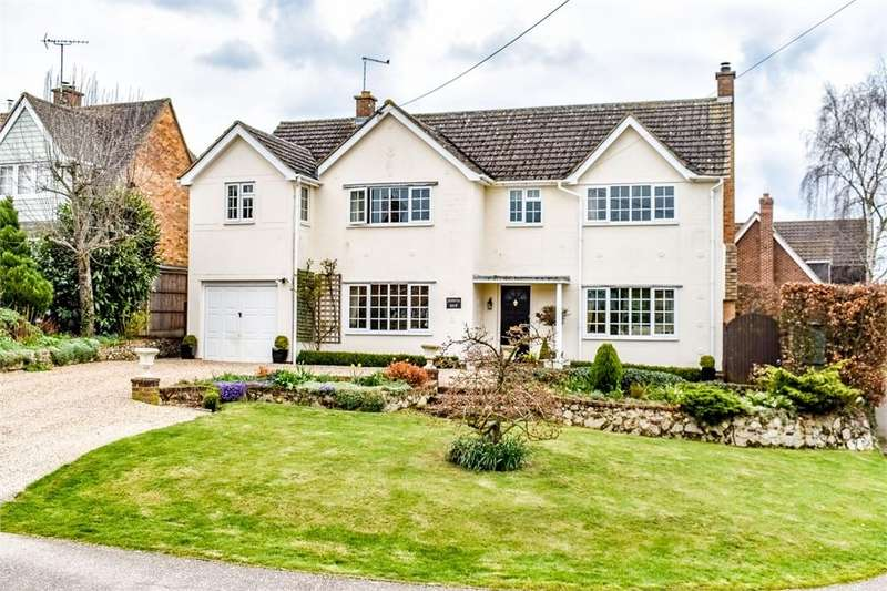 4 Bedrooms Detached House for sale in Great Easton, Dunmow