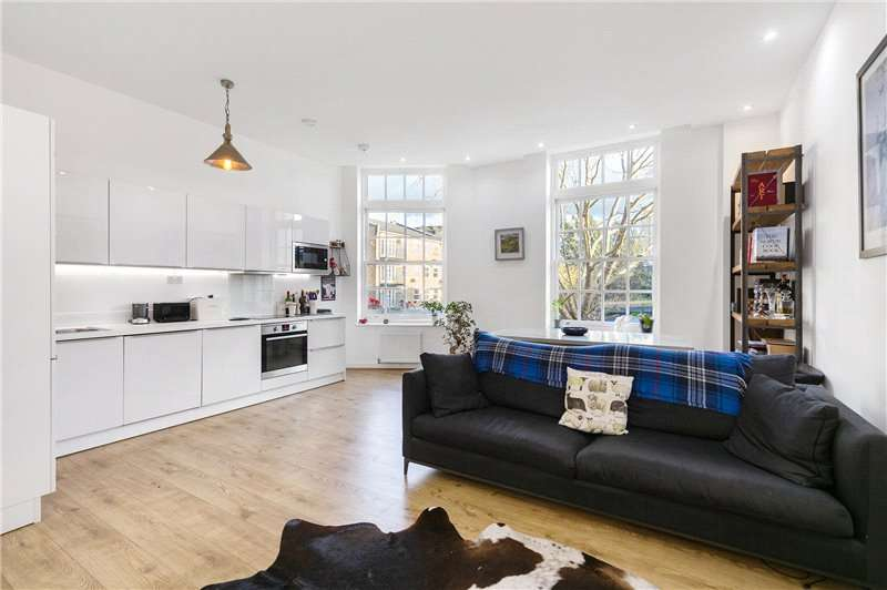 2 Bedrooms Flat for sale in Marion Court, 68 McCall Close, Stockwell, London, SW4