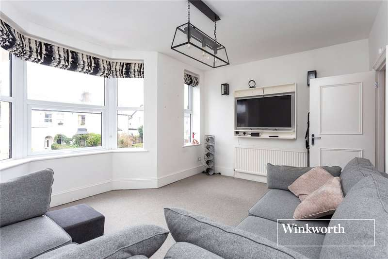 1 Bedroom Flat for sale in Long Lane, East Finchley, London, N2