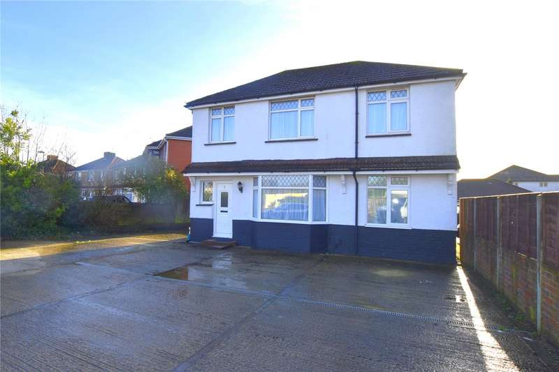 4 Bedrooms Detached House for sale in North Farm Road, Lancing, West Sussex, BN15