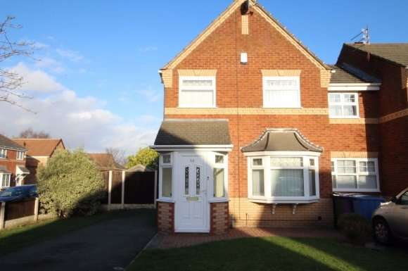 3 Bedrooms Property for rent in Marlowe Drive, West Derby L12 7LT