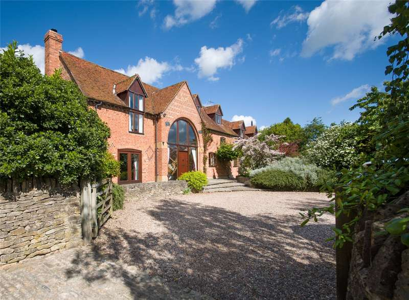 6 Bedrooms Detached House for sale in Netherton Lane, Elmley Castle, Pershore, Worcestershire, WR10