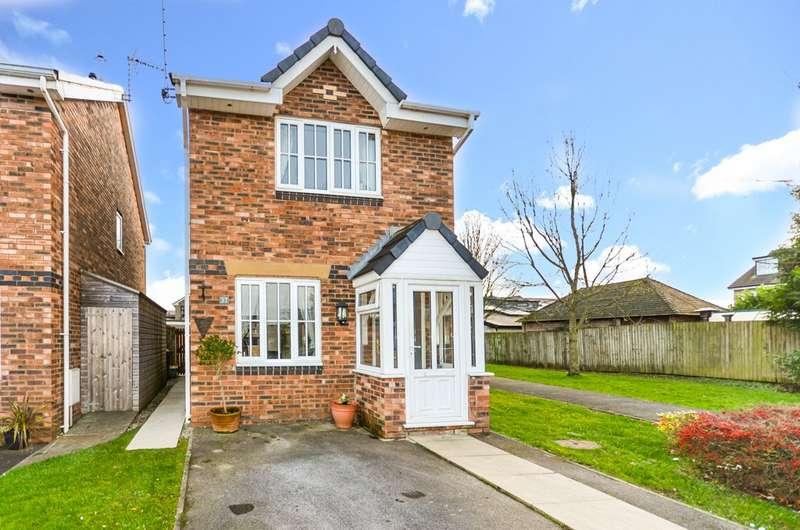 2 Bedrooms Detached House for sale in Woburn Way, Claughton-On-Brock, Preston, PR3