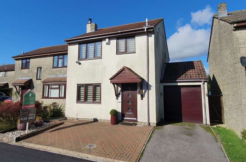 3 Bedrooms Detached House for sale in Birgage Road, Hawkesbury Upton, GL9