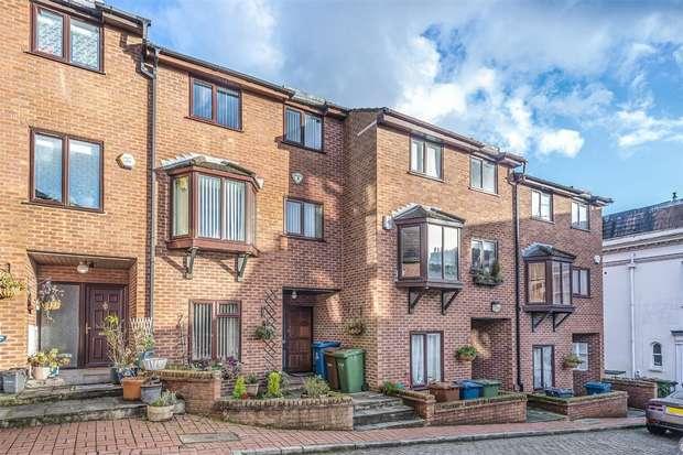 4 Bedrooms Terraced House for sale in Harrow Fields Gardens, HARROW
