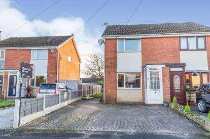 2 Bedrooms Semi Detached House for sale in Half Acre, Lostock Hall, Preston, Lancashire, PR5