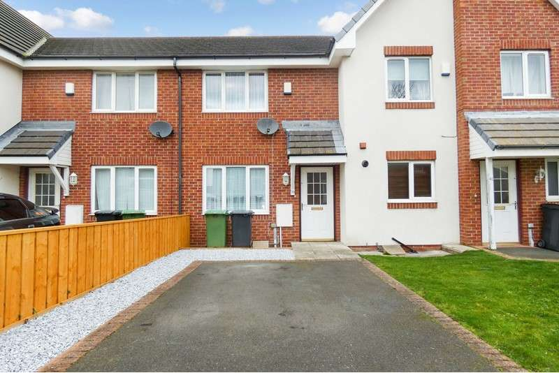 2 Bedrooms Property for sale in Latimer Way, Newbiggin-by-the-Sea, Northumberland, NE64 6JR