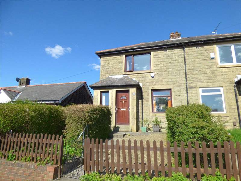 2 Bedrooms Semi Detached House for sale in Gladstone Street, Bacup, Lancashire, OL13