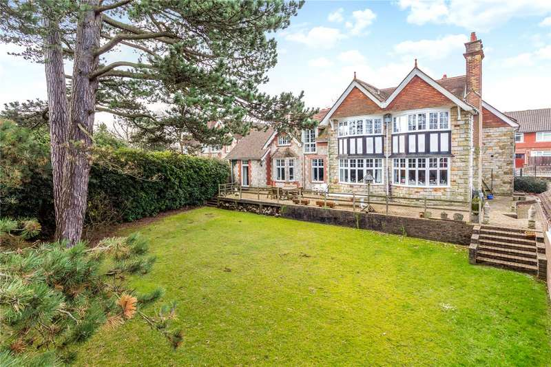 7 Bedrooms Semi Detached House for sale in Green Lane, Crowborough, East Sussex, TN6